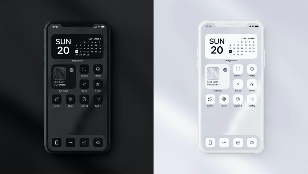 iPhone好きな人へ。アプリをもっとシンプルに洗練しよう!