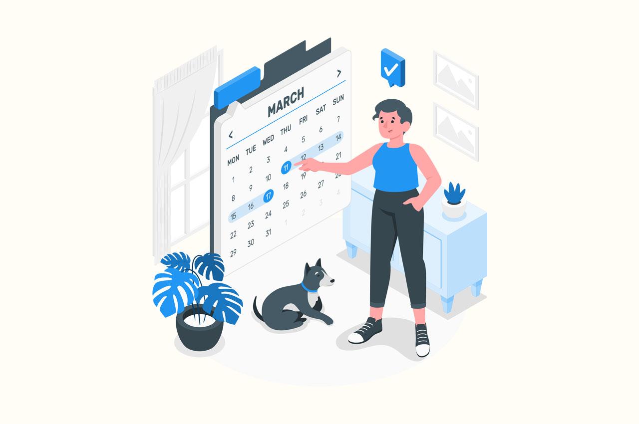 calendar-woman