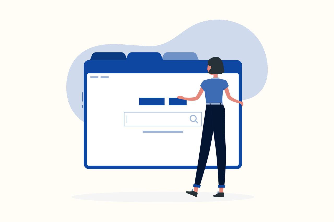 website-tabs